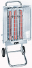 Portable Electric Infrared Heaters - 6 KW Series