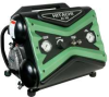 HITACHI Portable 1.6 HP Electric Air Compressor, Oil -- Model# EC119SA