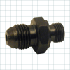 37-Degree Flare Hydraulic Fittings -- 1/8 BSPP Port Fitting - Image