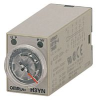 OMRON INDUSTRIAL AUTOMATION - H3YN-2-24DC - TIME DELAY RELAY, DPDT, 0.1SEC TO 10MIN -- 712964