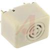 Buzzer, DC; 35 mA; 24 VDC; 400 Hz + 50 Hz; -40 to degC; Pin Termination -- 70115783