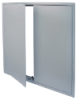LHD-180 - Heavy duty access door with double leaf for large openings