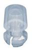 T-1 3/4 Lens Cap-Clear -- 8665 - Image