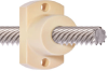 Dryspin® Lead Screw Nut with Spanner Flat