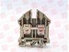 CONTA CLIP RK35 ( CONTA CLIP, RK35, TERMINAL BLOCK, 35MM, 800V, 125AMP, BEIGE, ) -Image