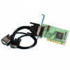 2 Port RS232 PCI Serial Card DB9 -- UC-734 -- View Larger Image