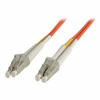 StarTech.com Multimode 50/125 Duplex Fiber Patch Cable LC - -- 50FIBLCLC2