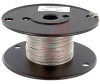 Wire, Braid; 36 AWG; Tinned Copper; 1/8in.; 0.020 in.; 72; 1800 CMA; 16 A -- 70195049