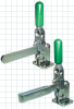 Wide Opening Vertical Handle Series -- 850 Series
