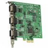3 Port RS232 PCI Express Serial Card -- PX-431