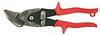 Wiss Metalmaster Offset Snips-Red Handle -- T-65M