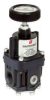 No Bleed Precision Pressure Regulator -- M1000 Series