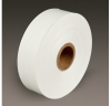3M 6141 White Water Activated Tape - 1 1/2 in Width x 500 ft Length - 3.5 mil Thick - 97706 -- 051111-97706 - Image