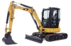 303.5D CR Mini Hydraulic Excavator -- 303.5D CR Mini Hydraulic Excavator
