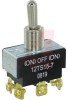 Switch, Toggle; 20 A @ 125 VAC, 10 A @ 277 VAC; DPDT; Screw terminals -- 70118880
