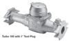Turbo Flow Meter -- 160 Meter 1-1/2