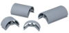 Wiring Duct Corner Strip Black PVC -- 07498381428-1