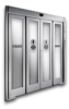 Automatic Advanced Bi-Fold Doors -- ED1200 - Image