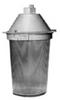 Vaporproof Incandescent Fixture with Globe -- VPA2075