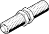Pneumatic shock absorber -- DYEF-M16-Y1 -Image