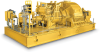 Steam Turbine Generator Sets -- 500 kWe single stage to 100MW multi-stage