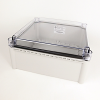 Gp Lift-Off Clear Cover Enclosure -- 598-BS22115C -- View Larger Image