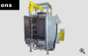 Slurry (Wet) Blasting Parts Cleaning Systems