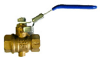 Safety Exhaust Auto Drain F x F Ball Valve -- JADV-100 - Image