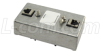 Indoor DIN Mount Shielded CAT6 Hi-Power - RJ45 -- HGLND-CAT6-HP