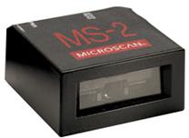 Ultra-Compact CCD Reader via Microscan