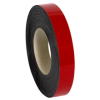 "1"" x 50' - Red - Magnetic Warehouse Labels - Rolls -- LH126"