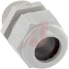Gland, Cable; Polyamide 6; 3/4 in. NPT;7 to 16 mm; 18.5 mm; 54 mm; Neoprene -- 70075272