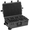 Pelican iM2950 Case with Custom Foam for 20 M9/1911 Pistols - Black -- PEL-472-PWC-M9-20-BLK -Image