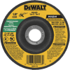 "5"" x 1/8"" x 5/8""-11 masonry cutting -- DW4658"