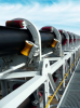 High-Speed Pipe Conveyor Belts -- CONTI® PIPE