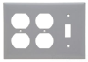 Standard Wall Plate -- SP182-GRY - Image