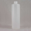 Ellsworth EA-PT28 Polyethylene Cylinder Squeeze Bottle Opaque 16 oz -- EA-PT28 -Image
