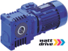 Helical Worm Gearmotors & Speed Reducers -- WATT Drive - Image