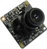 .001 LUX B/W, .1 LUX Color Board Camera with B..