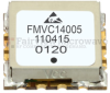 VCO (Voltage Controlled Oscillator) 0.5 inch SMT (Surface Mount), Frequency of 1.8 GHz to 2 GHz, Phase Noise -100 dBc/Hz -- FMVC14005 -Image