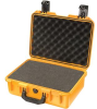 """Pelican Hardiggâ""""¢ Storm Caseâ""""¢ iM2200 with Foam - Yellow   SPECIAL PRICE IN CART -- HSC-2200-20001 -Image"""