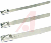 METAL LOCKING TIE; EXTRA-HEAVY; 17.2IN -- 70044284