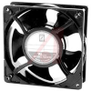 Fan;DC;Aluminum;127x127mm;38.5 mm;12 V;135 CFM;48 dB;Wire Leaded;Ball Bearing -- 70103622
