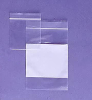 .004 Recloseable Economy-White Block Bags -- G805-RD