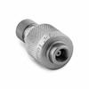"1/8"" tube fitting x male Quick-test, no check-valve, S.S. -- QTHA-1TS0-QD -- View Larger Image"