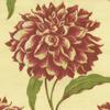 Bold Single Floral Jacquard Fabric -- R-Samantha - Image