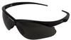 Jackson Safety Nemesis V60 Magnifying Reader Safety Glasses Black Lens - Black Frame - Wrap Around Frame - 711382-02010 -- 711382-02010