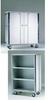 G.S.M. 33 Bushel Enclosed Cart with Bifold Doors -- GSM-G7605