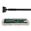 "Deluxe 36"" Pretreated Dust Mop Kit -- JAN134"