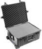Pelican 1610 Case with Foam - Black | SPECIAL PRICE IN CART -- PEL-1610-020-110 -Image